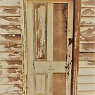 Door into the past. by Nathan  Johnson