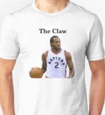 Kawhi Leonard aka The Claw (Raptors) Unisex T-Shirt