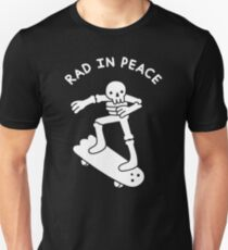 Rad In Peace Slim Fit T-Shirt