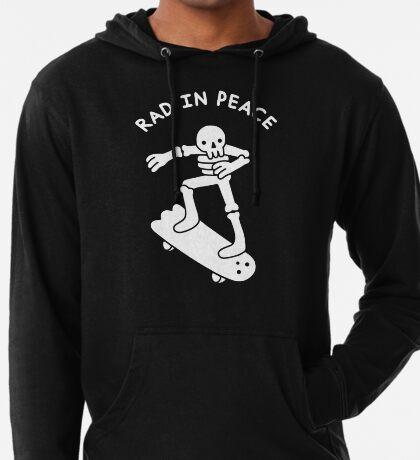 Rad In Peace Lightweight Hoodie