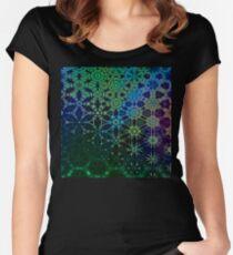 Vernal Metamorphosis 9 Women's Fitted Scoop T-Shirt