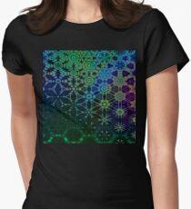 Vernal Metamorphosis 9 Women's Fitted T-Shirt
