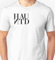 HAUNTD (Stacked Logo) Unisex T-Shirt