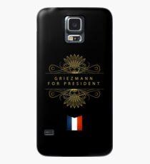Antoine Griezmann Shirts & Gear | Grizou For President Case/Skin for Samsung Galaxy