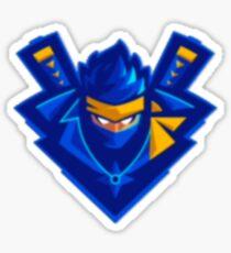 Ninja Logo Sticker