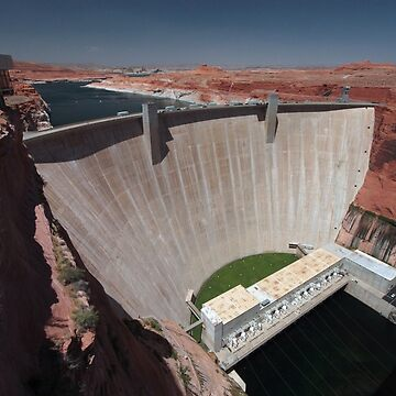 Glen Canyon Dam by DanielOwens
