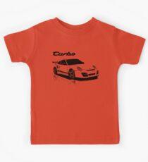 turbo - porsche 911 Kids Clothes