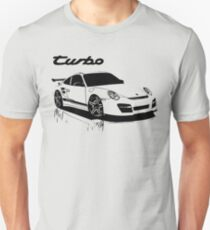 turbo - porsche 911 Slim Fit T-Shirt