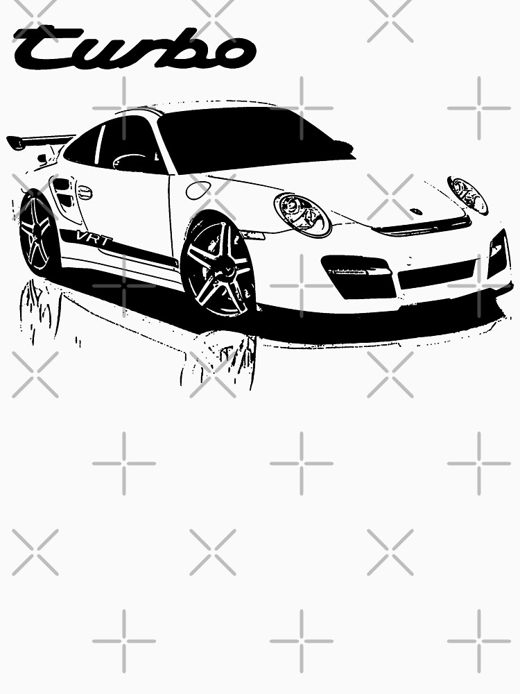 turbo - porsche 911 de hottehue