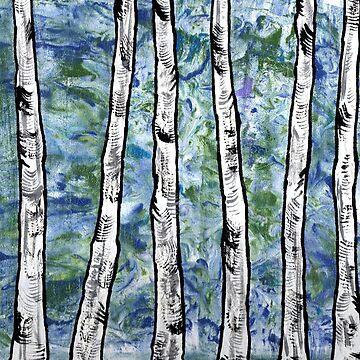 Mystical Woods by missmann