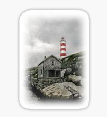 Sambro Light Tee Sticker