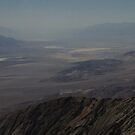 We Must Be Cautious (Dante's View, Death Valley) by Daniel Owens