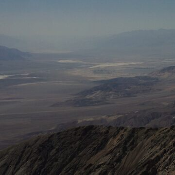 We Must Be Cautious (Dante's View, Death Valley) by DanielOwens