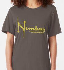 Nimbus Racing Brooms Slim Fit T-Shirt