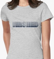 I am washed Women's Fitted T-Shirt