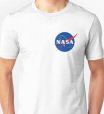 Offizielle Nasa Slim Fit T-Shirt