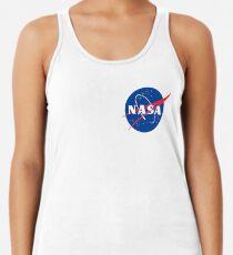 Camiseta de tirantes para mujer Nasa