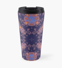 D1G1TAL-M00DZ ~ GALLIMAUFRY ~ Dragon Dance 4 by tasmanianartist Travel Mug