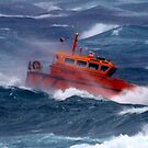 Taking on the High Seas © by Clive