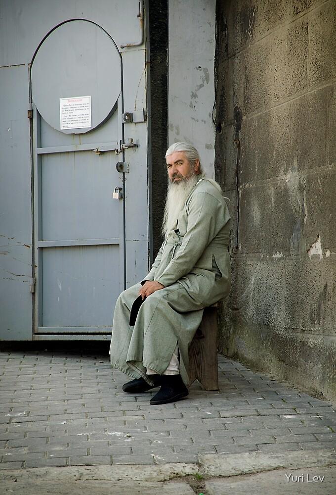 The Gatekeeper by Yuri Lev