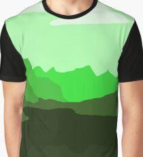 Rocky Mountains, Colorado Graphic T-Shirt