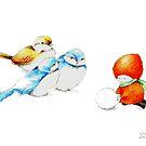 Snowball by naokosstoop
