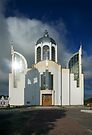 Church of St Peter and St Paul-Chortkiw, Ukraine by Yuri Lev
