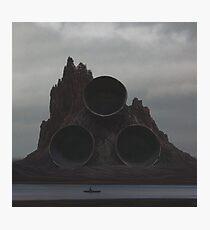 Volcano Photographic Print