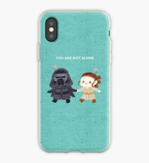 Reylo - Just the two of Us iPhone Case