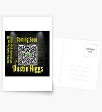 Dustin Higgs Postcards