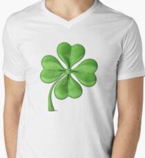 The Luck of the Irish! Good Luck! Men's V-Neck T-Shirt