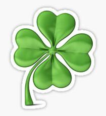 The Luck of the Irish! Good Luck! Sticker