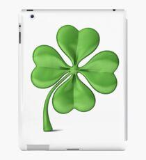 The Luck of the Irish! Good Luck! iPad Case/Skin