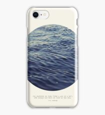 You or Me - Circle Print Series iPhone Case/Skin