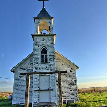 Lakota Church 3 by LynyrdSky