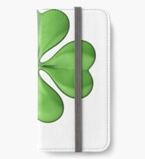 The Luck of the Irish! Good Luck! iPhone Wallet/Case/Skin