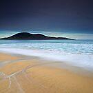 Ocean Blue by Jeanie