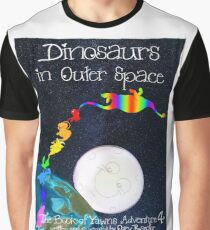 Dinosaurs in Outer Space, The Book of Yawns, Adventure 4 space walk Graphic T-Shirt