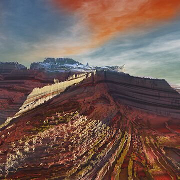 Eleganz01: High Cliffs Approach by sbaker5
