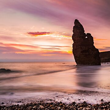 Chemical Beach Seaham by davidlewins