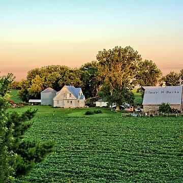 Elmer Deike Farm by LynyrdSky