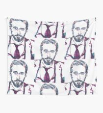 Gosling in colour Wall Tapestry