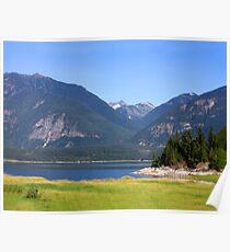 Upper Arrow Lake Poster