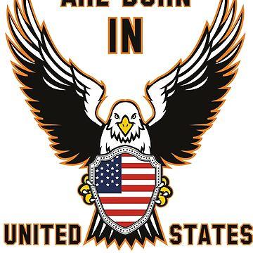 Legends are born in USA by beloknet