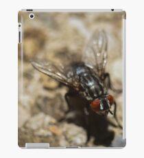 Macro - The Fly iPad Case/Skin