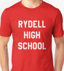 Rydell Gymnasium Slim Fit T-Shirt