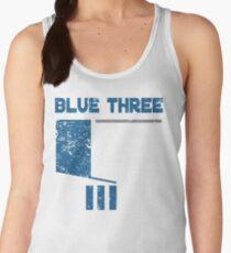 Blue 3 Women's Tank Top
