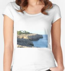 vacation Women's Fitted Scoop T-Shirt