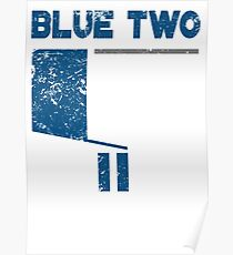 Blue 2 Poster