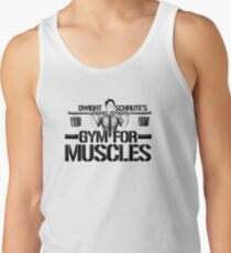 Dwight Schrute's Gym for Muscles Men's Tank Top